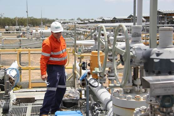Upstream PS Awarded Australian Pacific LNG Project Work