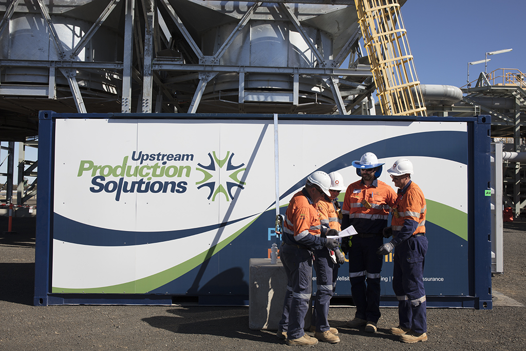Upstream PS Renews Australia Pacific LNG Contract