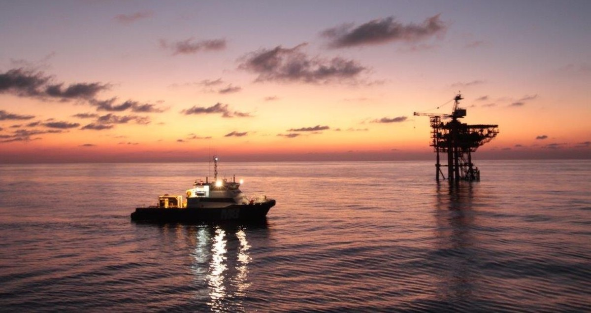 Blacktip Offshore Platform and Yelcherr Gas Plant